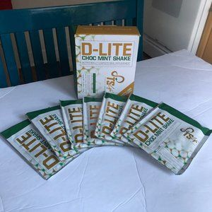 D-Lite Choc Mint Shake -Meal Replacement Shake